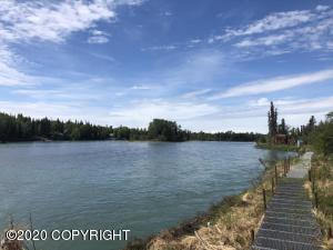 4 lots for sale in Castaway Cove on the Kenai River