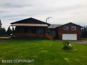 66155 Sterling Highway, Clam Gulch, AK 99568