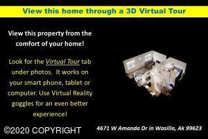 4675 W Amanda Drive, Wasilla, AK 99623