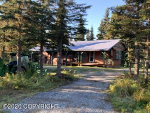 13650 Wildrose Lane, Clam Gulch, AK 99568