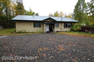 15095 E Wilderness Rim Road, Willow, AK 99688