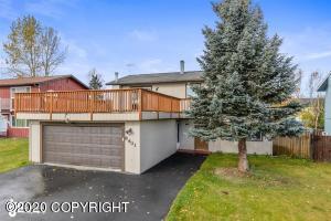 8601 E 17th Avenue, Anchorage, AK 99504