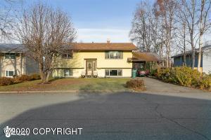 1645 Wickersham Drive, Anchorage, AK 99507