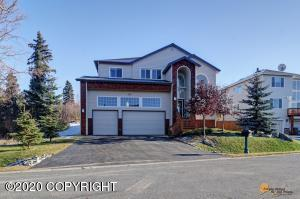 15919 Sunset Bend Circle, Anchorage, AK 99516
