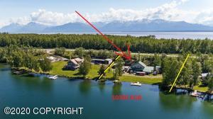 Knik Arm in the background