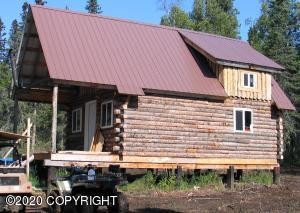 L10 B11 No Road Bald Mountain Area, Talkeetna, AK 99676