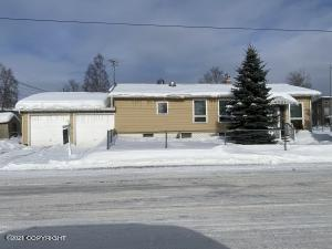 4521 Thompson Avenue, Anchorage, AK 99508
