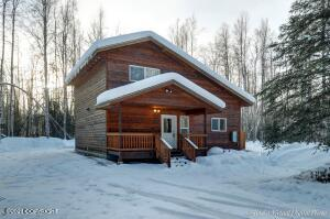 52319 S Golden Eagle Drive, Willow, AK 99688