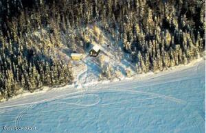 Tr B No Road, Upper Fish Lakes, Remote, AK 99000