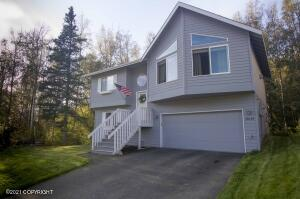 19855 Highland Ridge Drive, Eagle River, AK 99577
