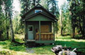 Tr G-2 No Road, Bunco Lake, Talkeetna, AK 99676