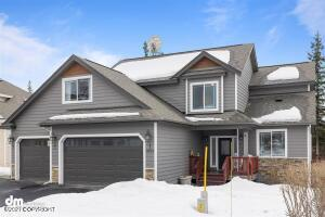 13033 Curry Ridge Circle, Eagle River, AK 99577