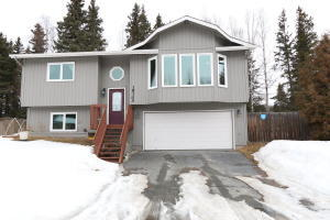 18305 Hidden Falls Avenue, Eagle River, AK 99577