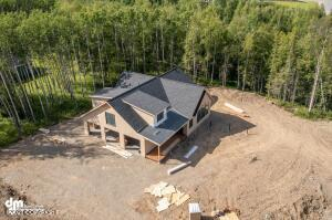 7831 N Prospect Mountain Drive, Palmer, AK 99645