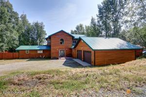 3589 N Meadow Lakes Drive, Wasilla, AK 99623