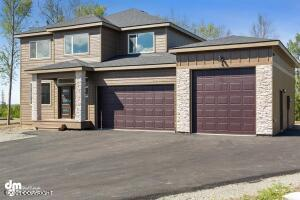 Elisha Custom Homes, LLC - Utah style new construction five (5) bed room home with 5 star energy rating.