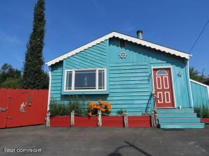 500 Izembek Circle, Anchorage, AK 99508