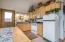 Shop apartment kitchen