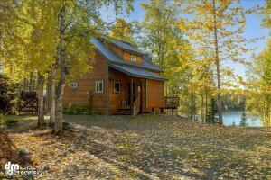 16344 E Sunshine Lake West Drive, Talkeetna, AK 99676
