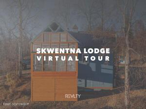 TR B Donkey Creek Lake Skwentna, Memories Lodge, Remote, AK 99000