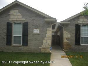 6705 Mosley St, Amarillo, TX 79119