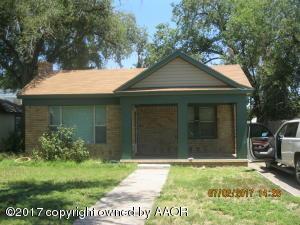 3705 Van Buren St S, Amarillo, TX 79110