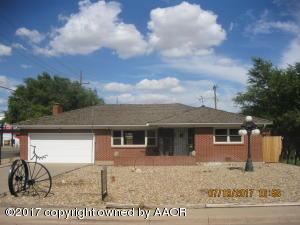 3401 Bristol Rd, Amarillo, TX 79109