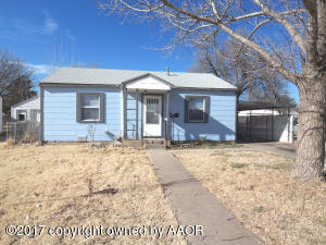 4200 Ong St S, Amarillo, TX 79110