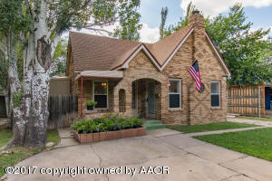 2102 Ong St S, Amarillo, TX 79109