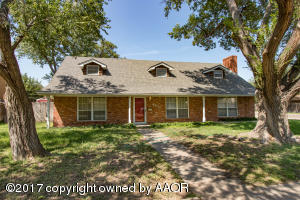 4600 38th Ave Sw, Amarillo, TX 79109