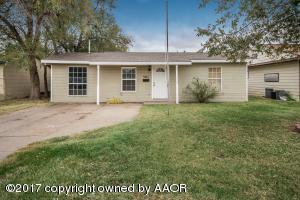 4111 Bowie St, Amarillo, TX 79110