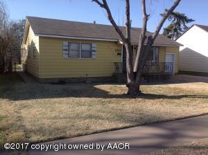 1703 Spring St, Amarillo, TX 79107-7250