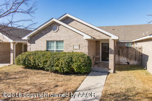 6606 Mosley St, Amarillo, TX 79119