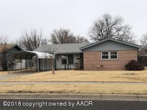 3607 31st Ave, Amarillo, TX 79103