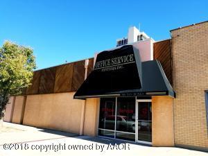 321 7th Ave Sw, Amarillo, TX 79101