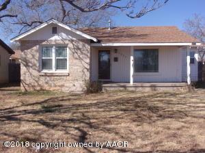 3804 Parker St, Amarillo, TX 79110