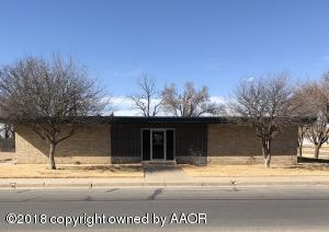600 Francis Ave W, Pampa, TX 79065