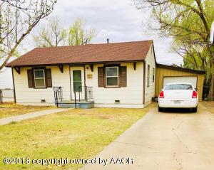 4434 Crockett St, Amarillo, TX 79110