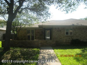 3417 Thornton Dr, Amarillo, TX 79109
