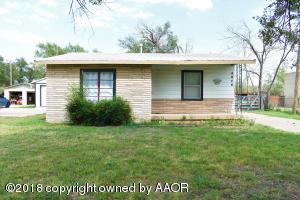 4846 MORNING DR, Amarillo, TX 79108