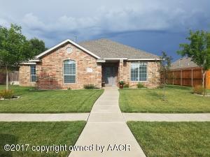 8415 ADDISON DR, Amarillo, TX 79119