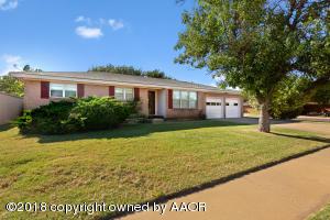 1727 Fir St N, Pampa, TX 79065