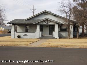 1410 MADISON ST, Amarillo, TX 79101
