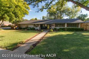 5501 BERGET DR, Amarillo, TX 79106