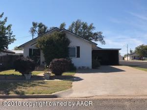 600 Davis Ave, Stinnett, TX 79083