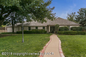14 COUNTRY CLUB DR, Canyon, TX 79015