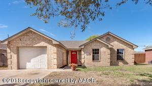 3612 S Williams ST S., Amarillo, TX 79118