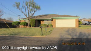 1100 Coffee Dr, Borger, TX 79007