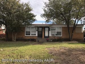 5801 LAWRENCE BLVD, Amarillo, TX 79106