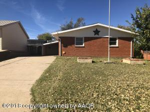 703 Missouri St, Borger, TX 79007